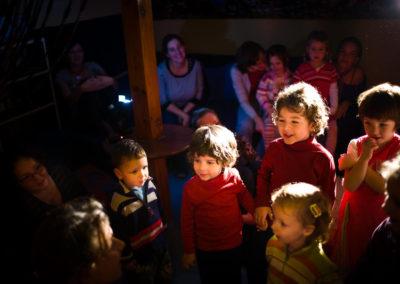 Aranyszamár Bábszínház, táborokba és születésnapokra